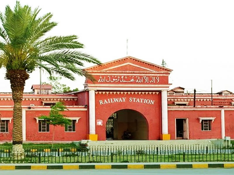 History of Faisalabad Railway Station