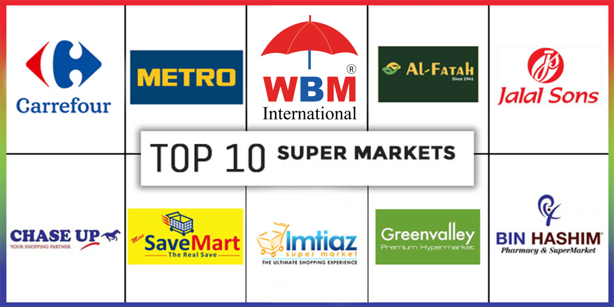 Top 10 Supermarkets in Pakistan 1 copy - Shopping Malls